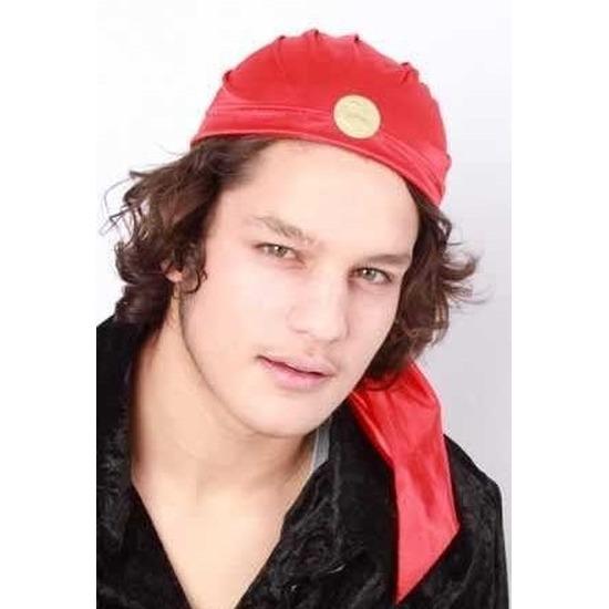 zigeuner-hoedje-rood-voor-volwassenen