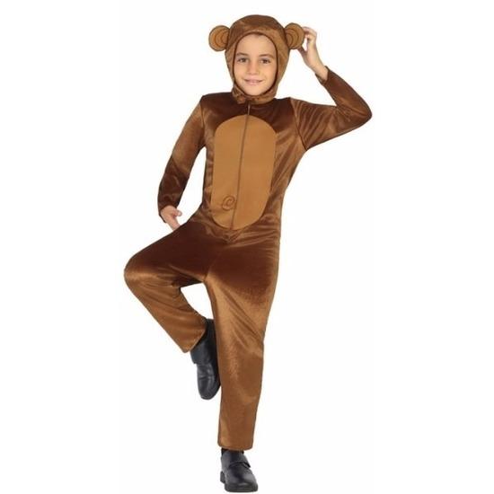 Aap Tootsie verkleed kostuum/onesie voor kinderen