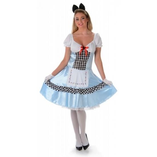 Alice kostuum voor dames