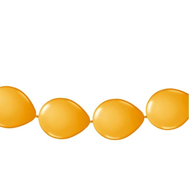 Ballonslingers Oranje 3 meter