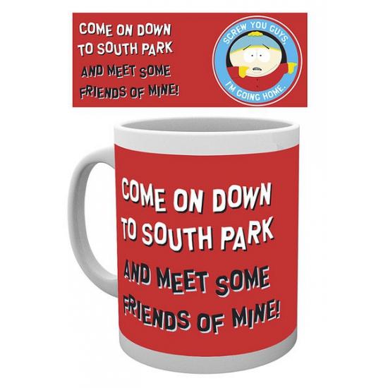 Beker South Park