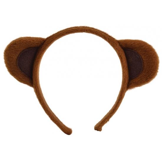 Beren verkleed oren diadeem
