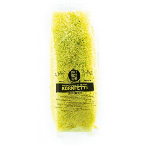Bio Confetti oplosbaar geel 500 ml
