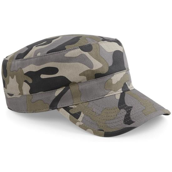 Camouflage pet voor volwassenen