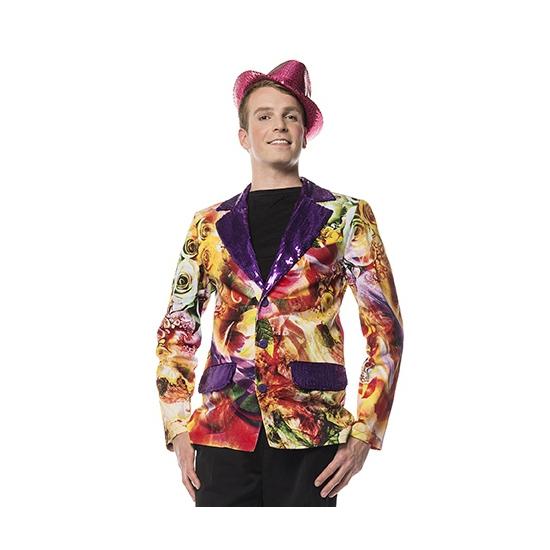 Carnaval colbert paars