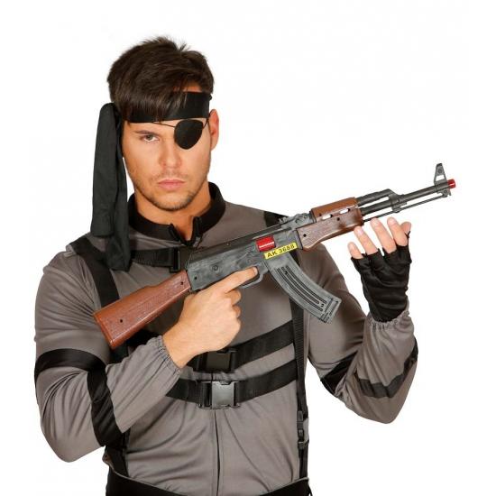 Carnaval speelgoed geweer AK47 Kalashnikov