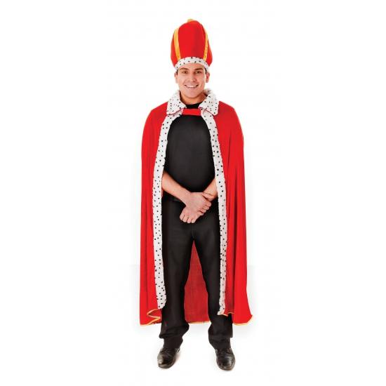 Carnavalskostuum Koning kostuum