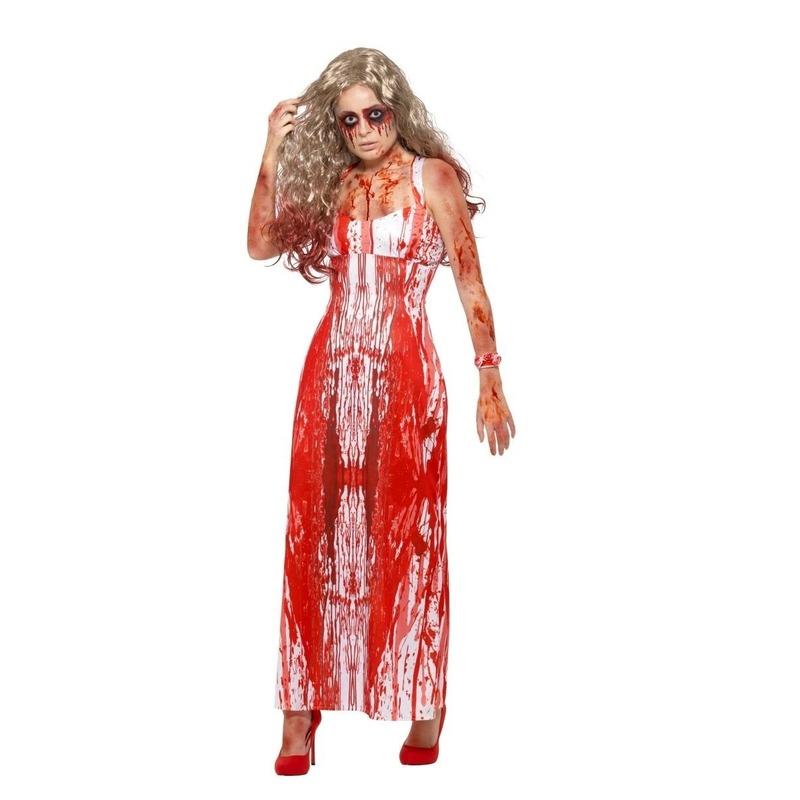 Carrie kostuum voor dames