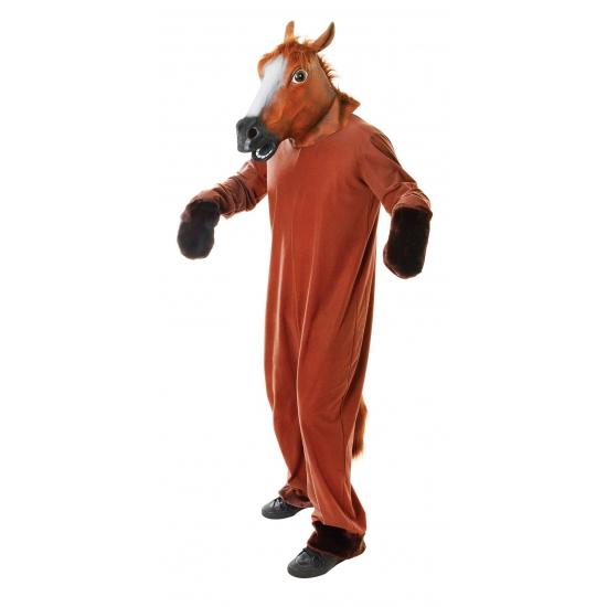 Compleet paarden verkleedpakken