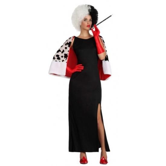 Cruel lady kostuum voor dames