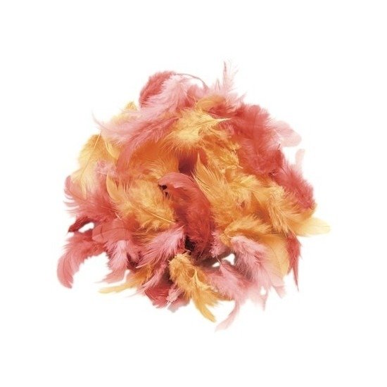 decoratie sierveren rood tinten van 10 gram