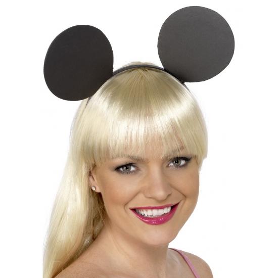 Diadeem oren Mickey/ Minnie mouse