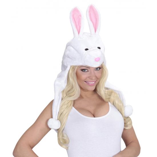 Dieren hoodies konijnen muts