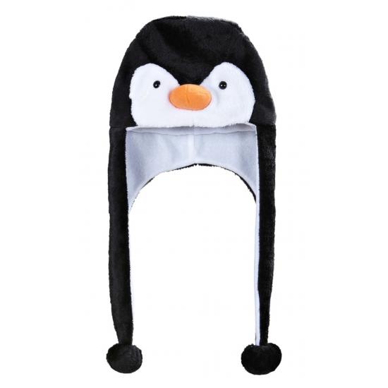 Dieren hoodies pinguins muts