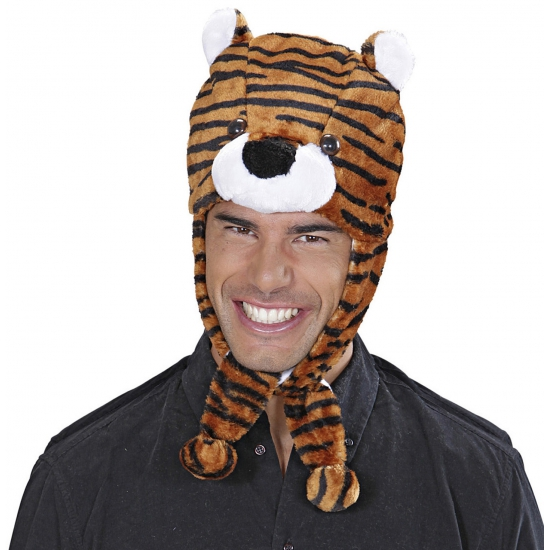 Dieren hoodies tijgers muts