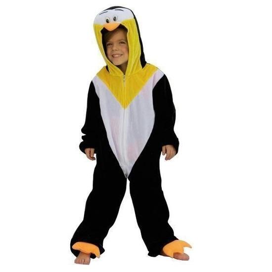 Dieren kinder kostuum pinguin
