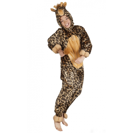 Dierenkostuum giraffe kids