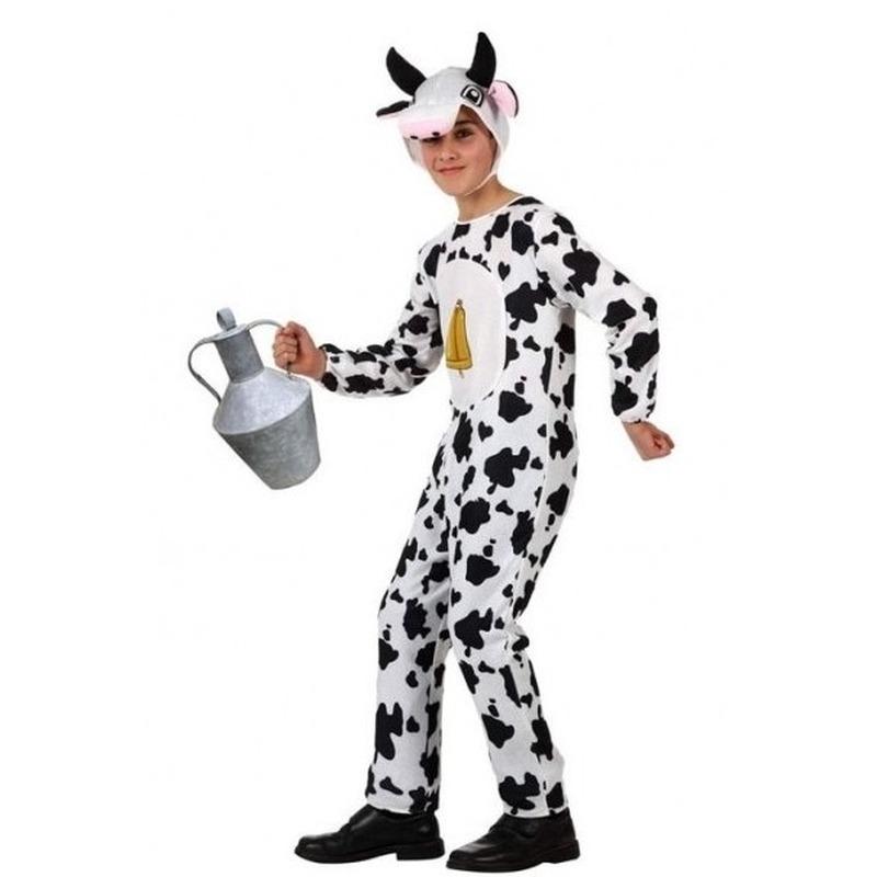 Dierenpak koe/koeien verkleed kostuum voor kinderen