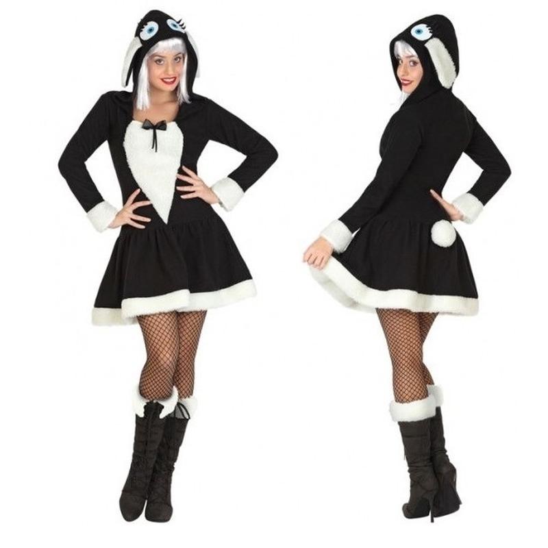 Dierenpak schaap verkleed jurkje voor dames