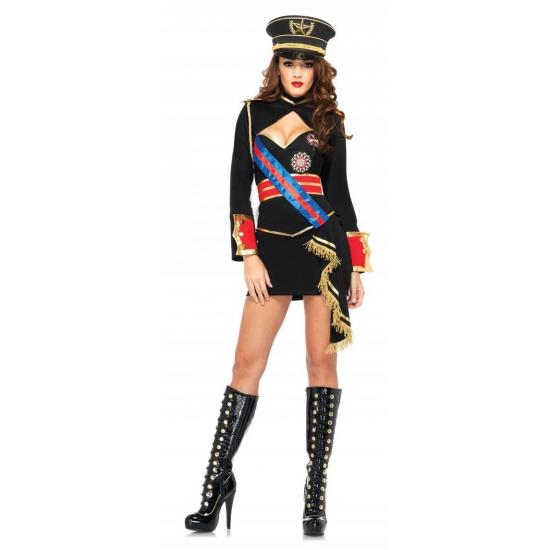 Diva dictator kostuum voor dames