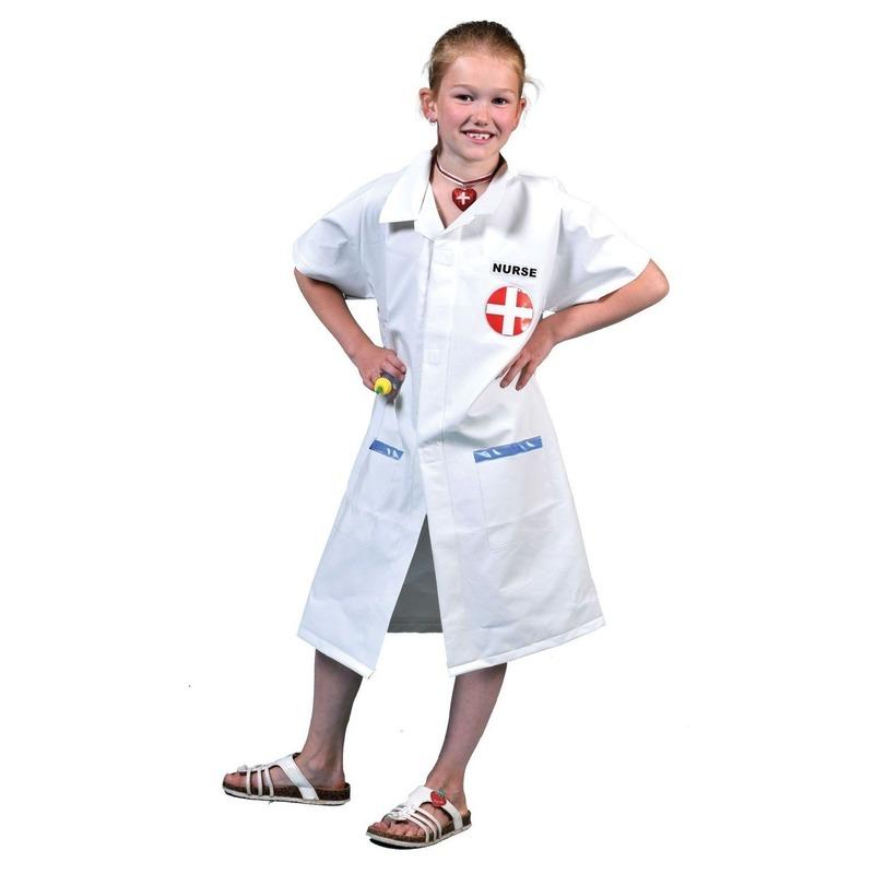 Dokter kostuums zuster voor kinderen