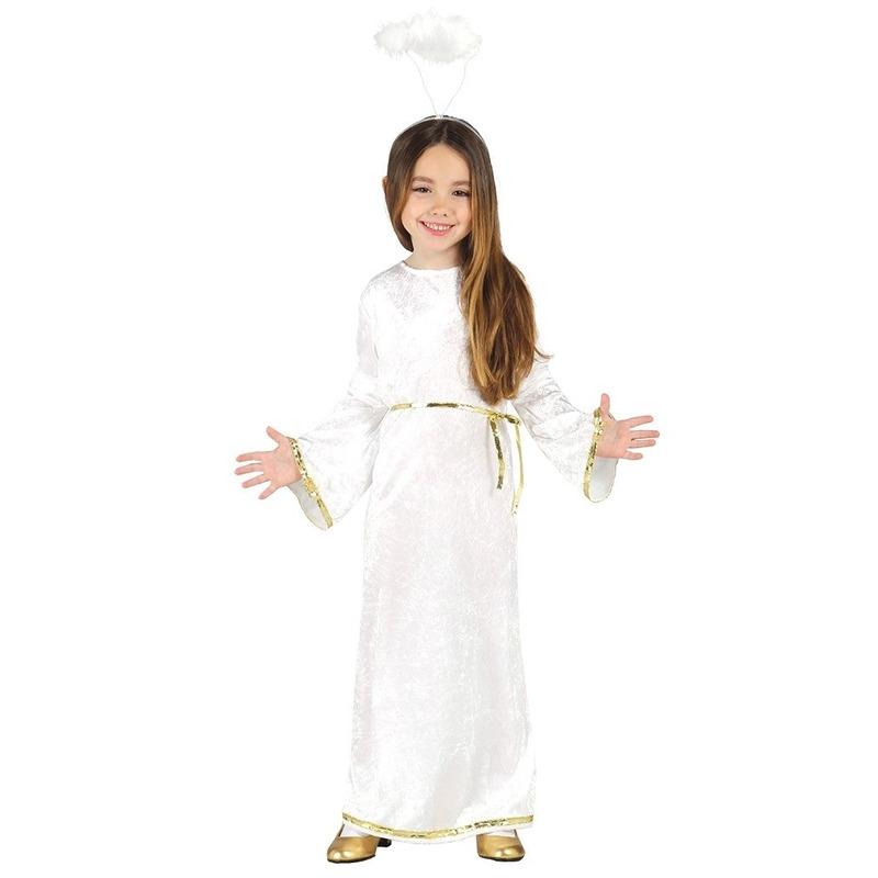 Engel Sariel verkleed kostuum/jurk voor meisjes