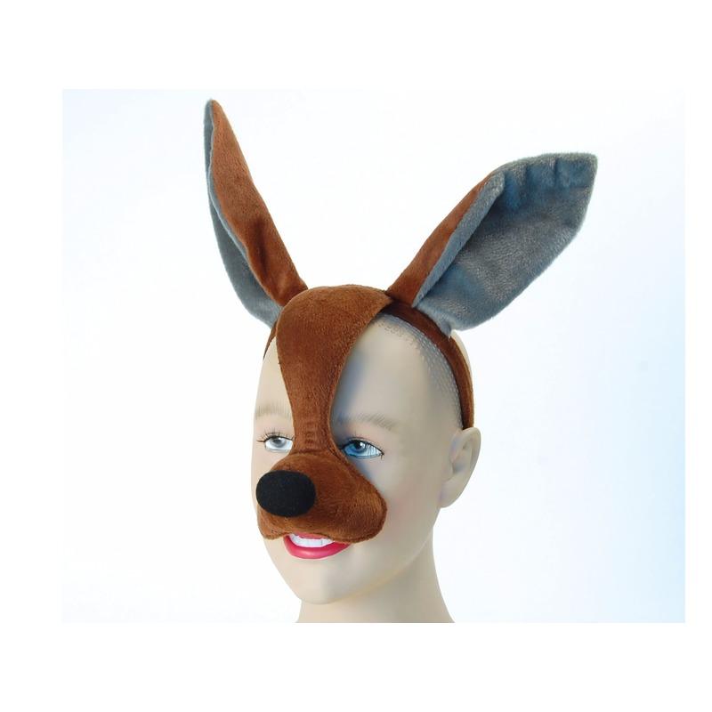 Feestmaskers kangoeroe