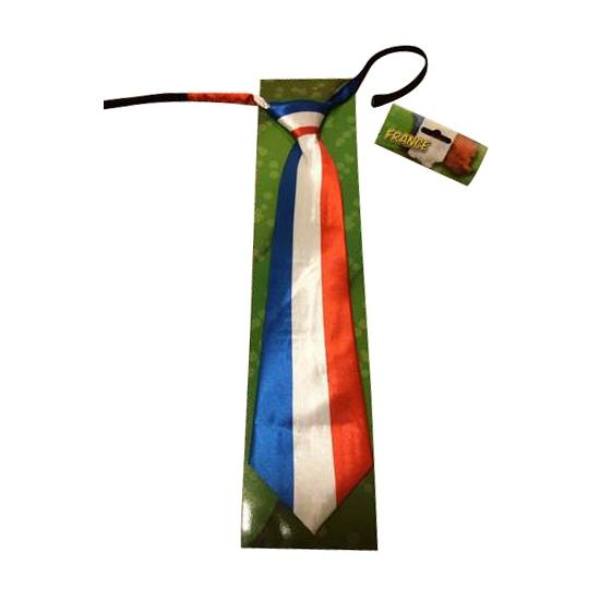 Frans thema feest stropdassen