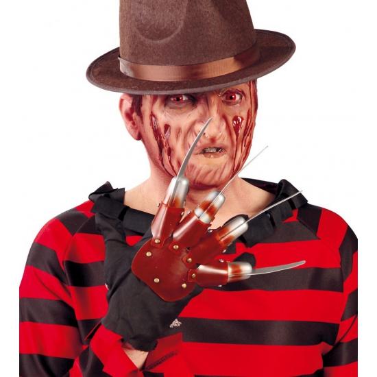 Freddy halloween handschoen met messen