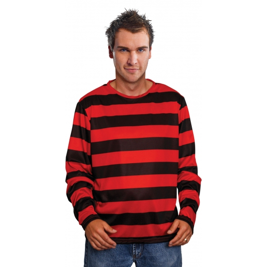 Merkloos Freddy lange trui voor heren