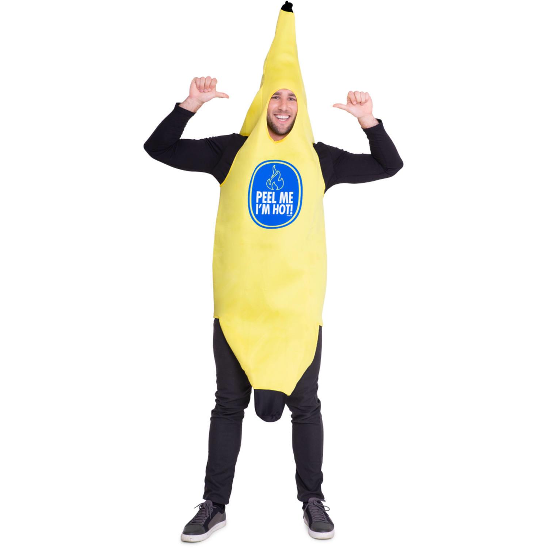 Fruit kostuums bananen