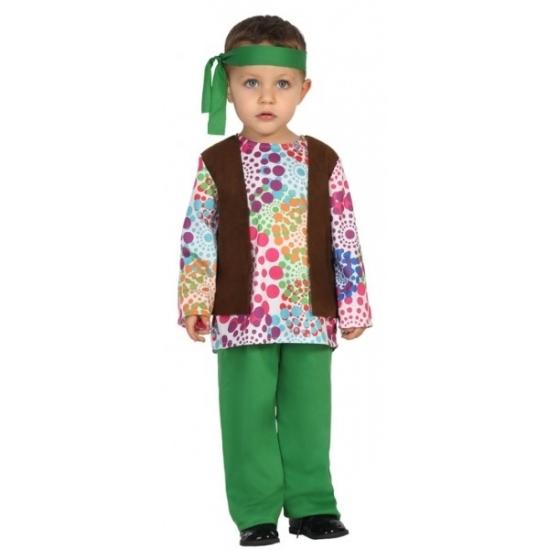 Geschiedens kostuum hippie peuters