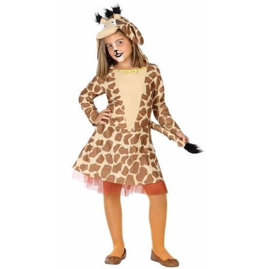 Giraffe kostuum voor meisjes