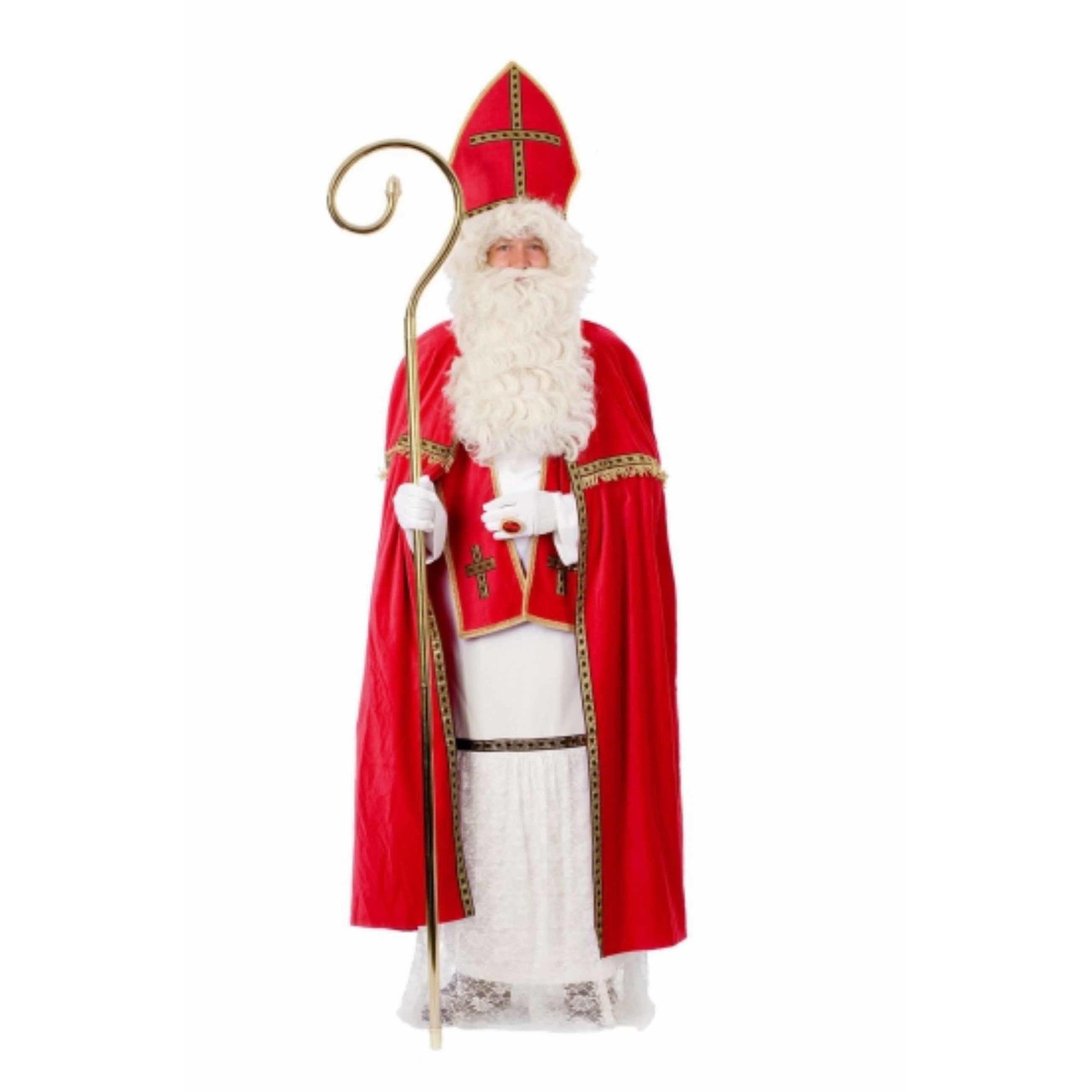 Goedkoop Sinterklaas kostuum