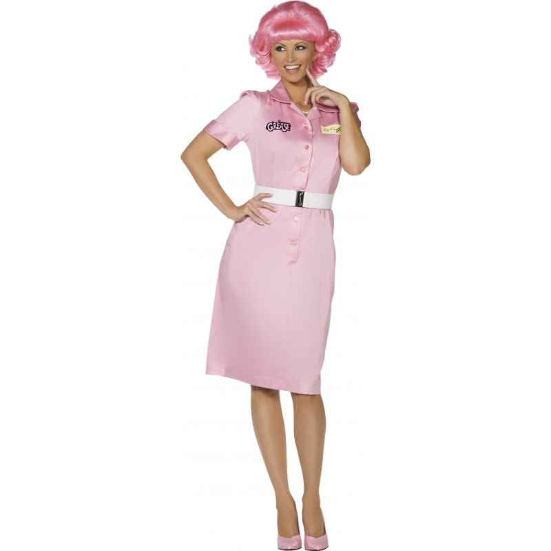 Greace dames outfit van Frenchy