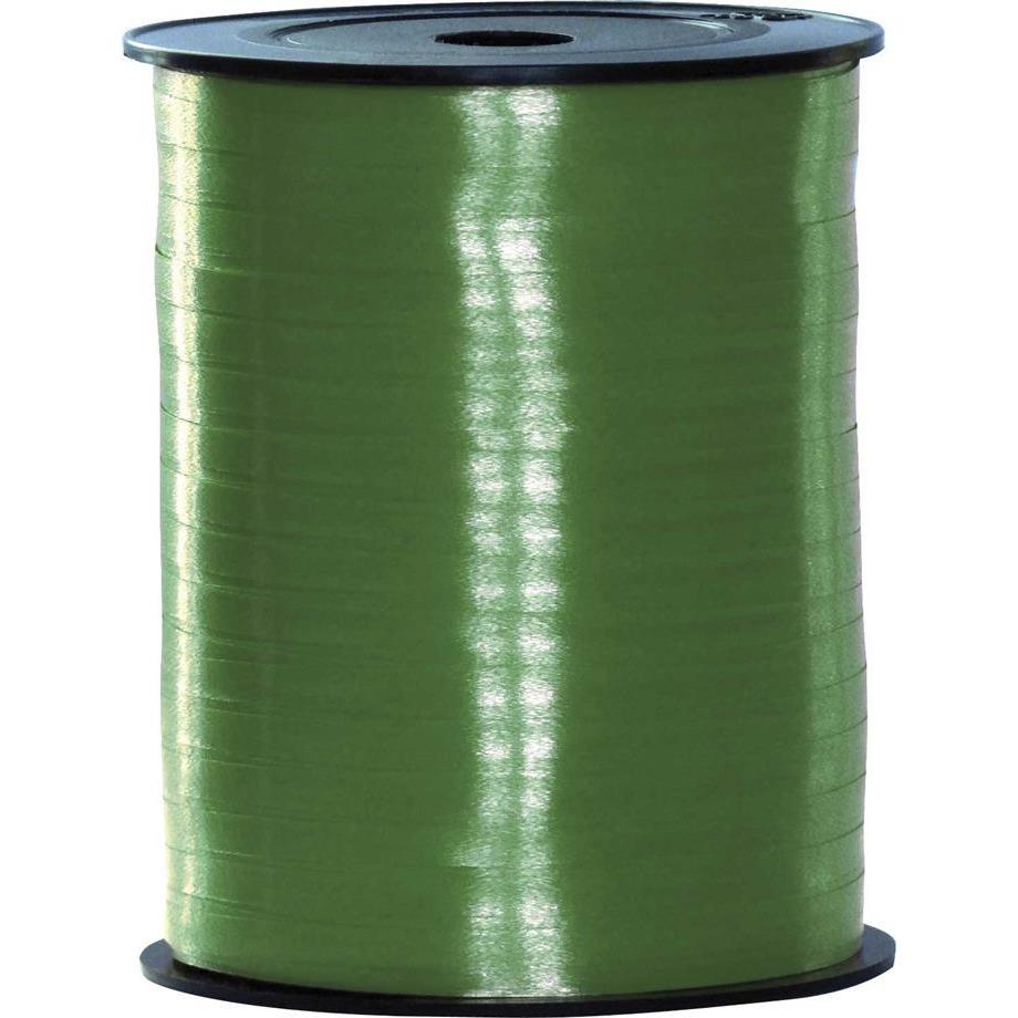 Groen lint 500 meter x 5 milimeter breed