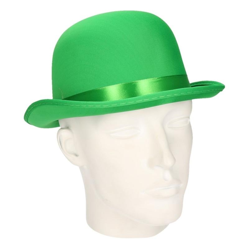 Groene bolhoed voor volwassenen