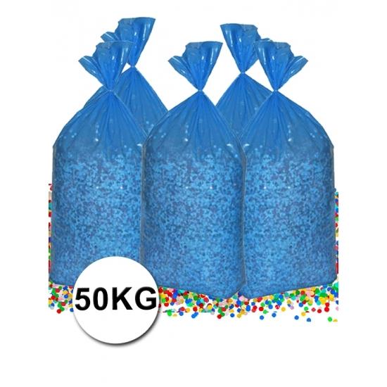 Grootverpakking gerecyclede confetti 50 KG