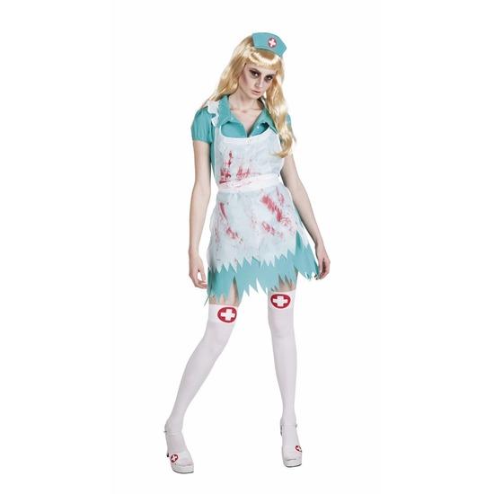 Halloween - Bloederig zuster jurkje voor dames