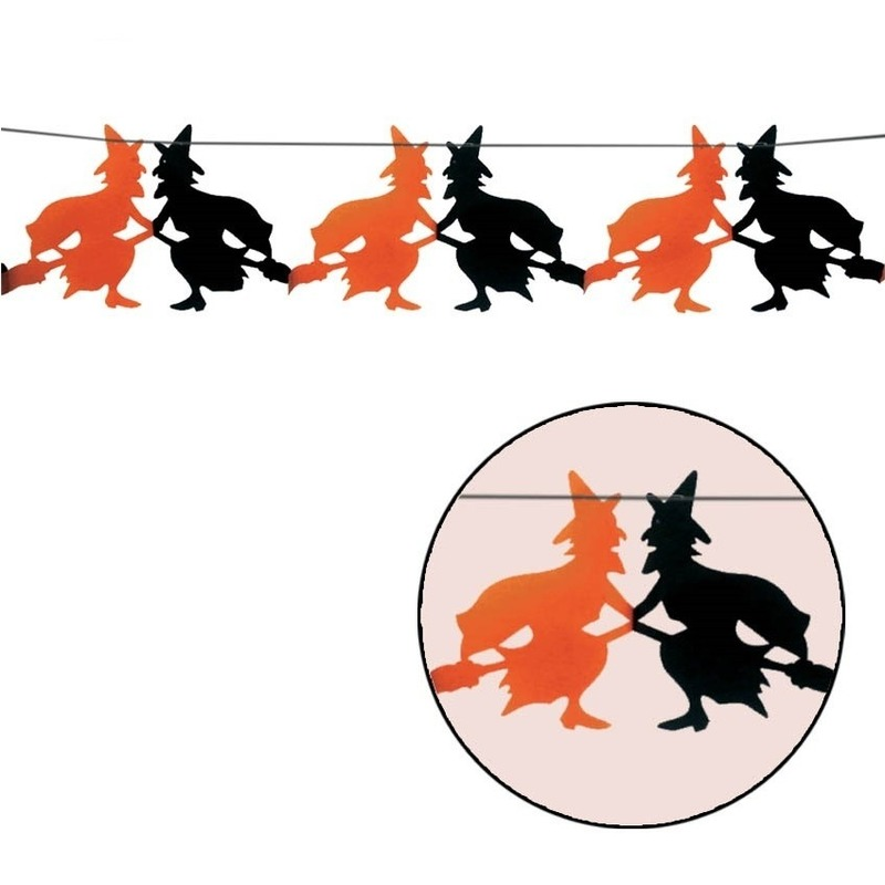 Halloween heks slinger van 3 meter