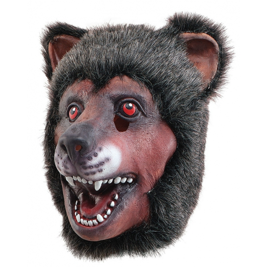 Halloween - Horror beren masker voor volwassenen