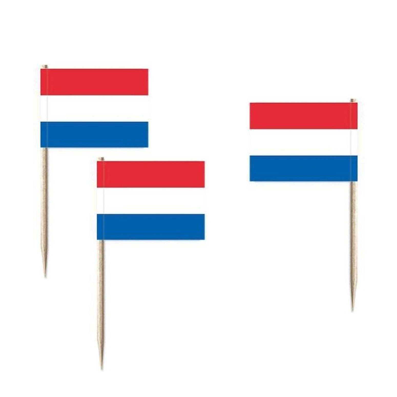 Holland cocktailprikkers 144 stuks