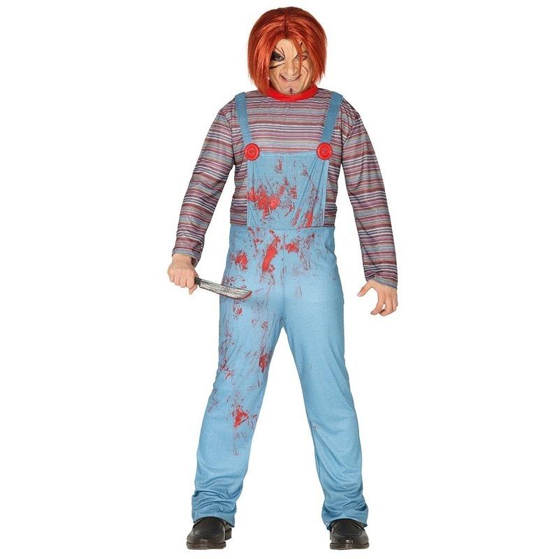 Horror pop Chuck verkleed kostuum voor heren