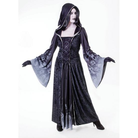 Horror verkleedkleding gothic voor dames