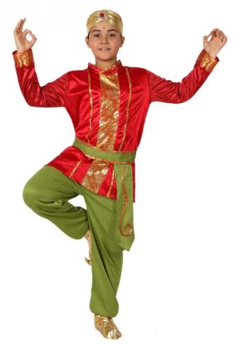 Indisch kostuum voor jongens