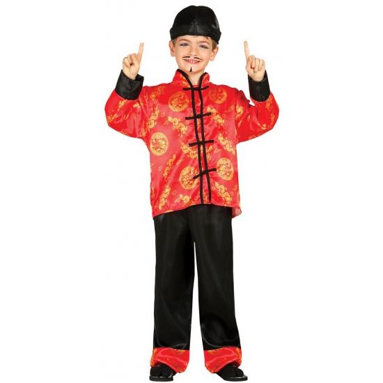 Merkloos Japans kostuum voor kinderen