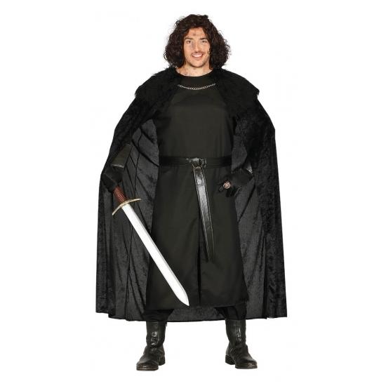 Jon Snow look-a-like verkleedoutfit