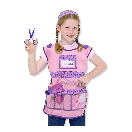 Kapster verkleedkleding voor meisjes