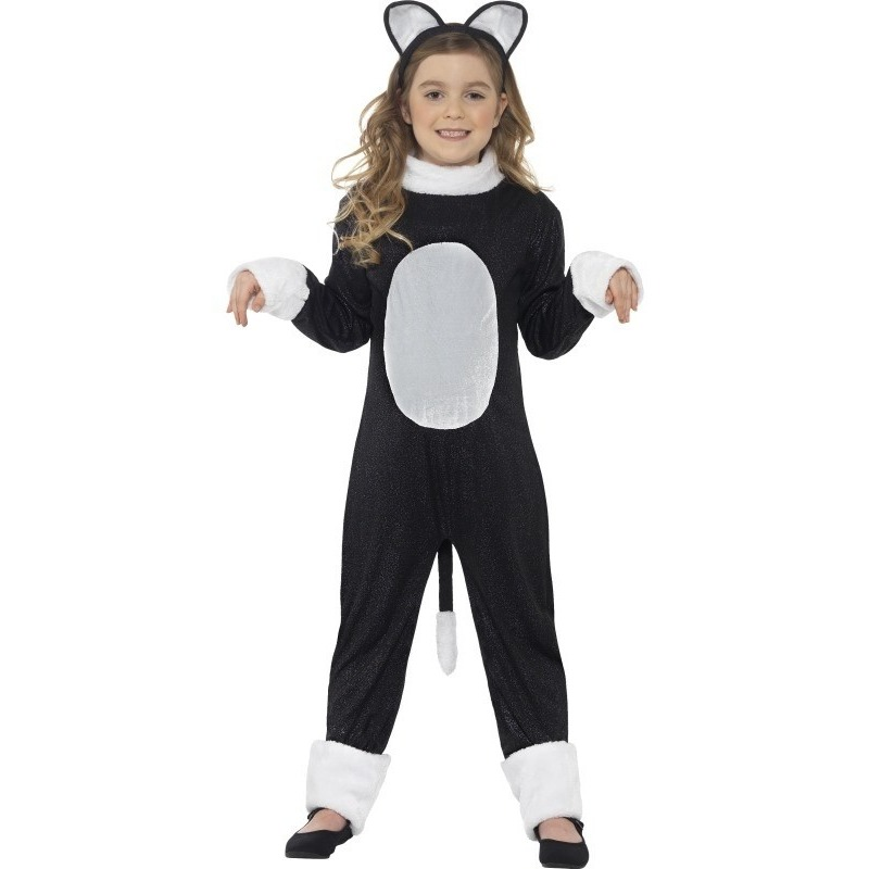 Katten/poezen kostuum voor kinderen