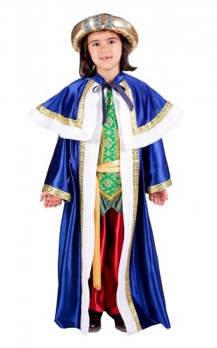 Kerst kostuum Balthasar Wijzen uit het Oosten